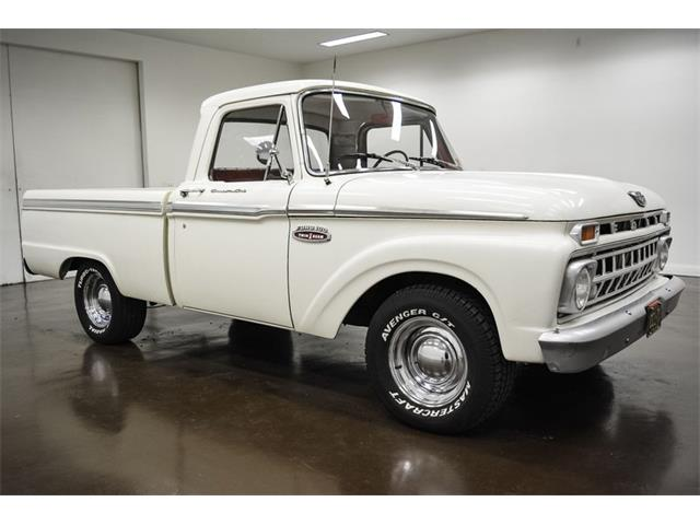 1965 Ford F100 (CC-1253308) for sale in Sherman, Texas