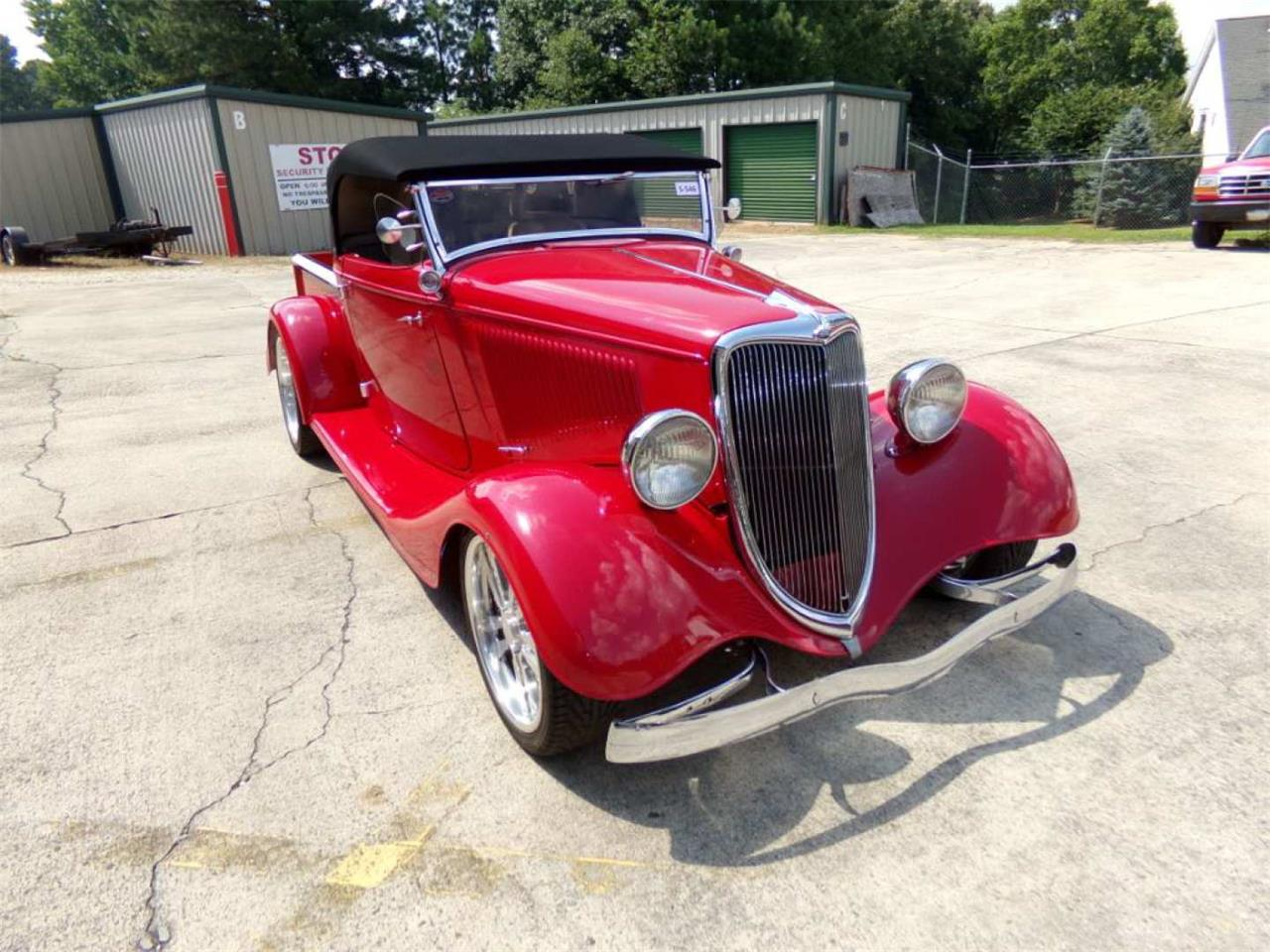 1934 Ford Roadster (CC-1253331) for sale in Biloxi, Mississippi