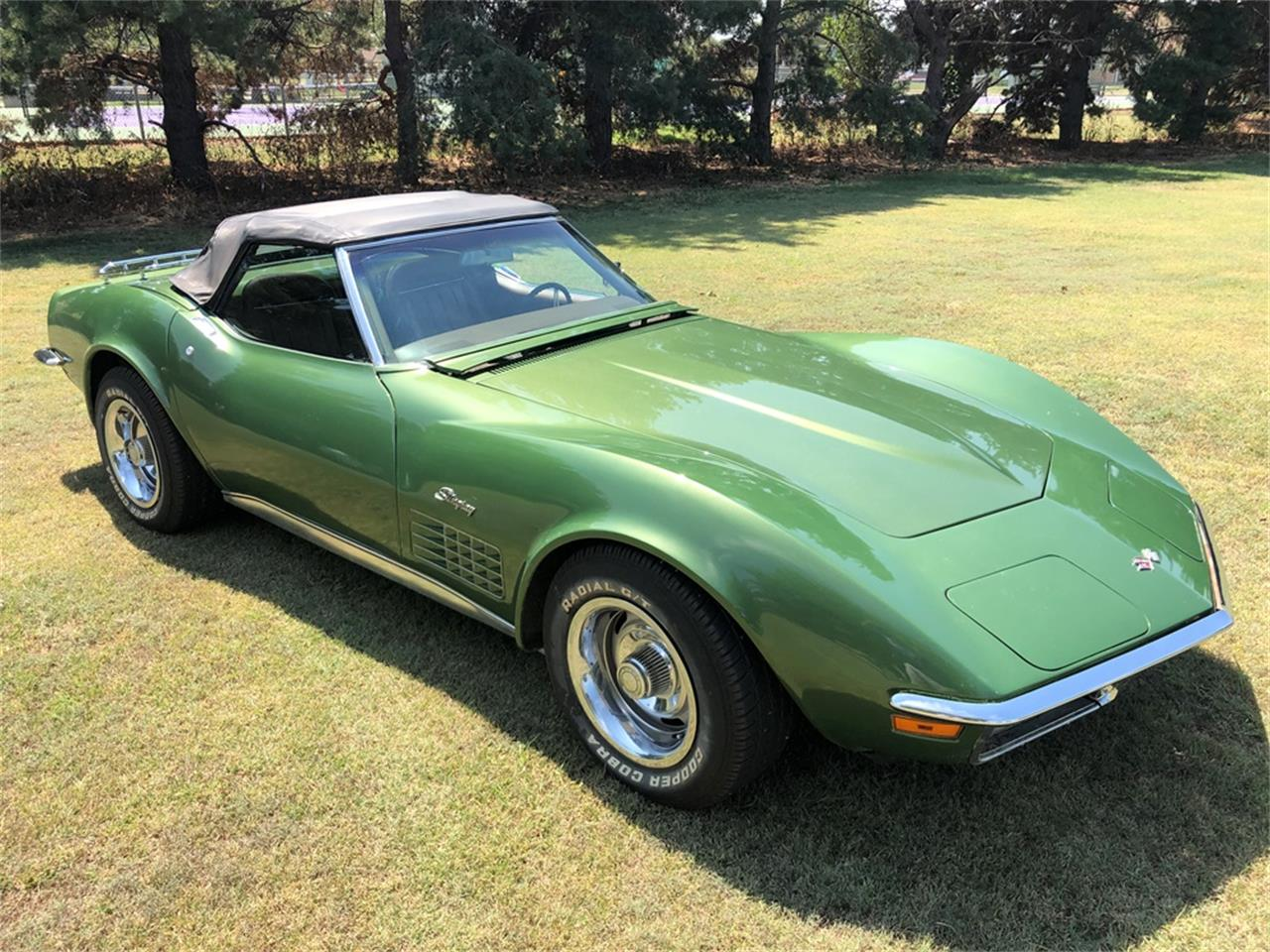 1971 Chevrolet Corvette Stingray (CC-1253359) for sale in Great Bend, Kansas