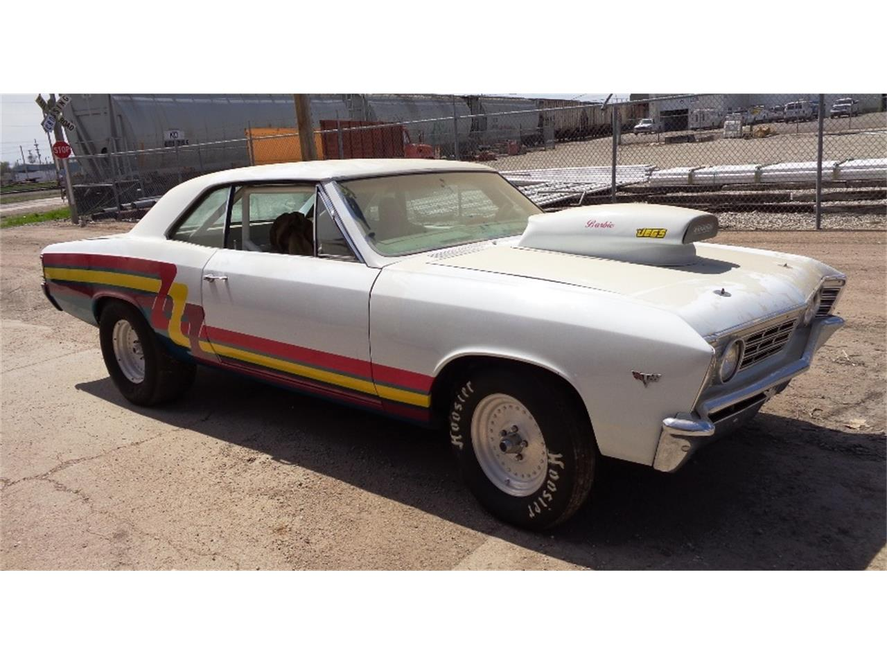 1967 Chevrolet Chevelle Malibu (CC-1253381) for sale in Great Bend, Kansas