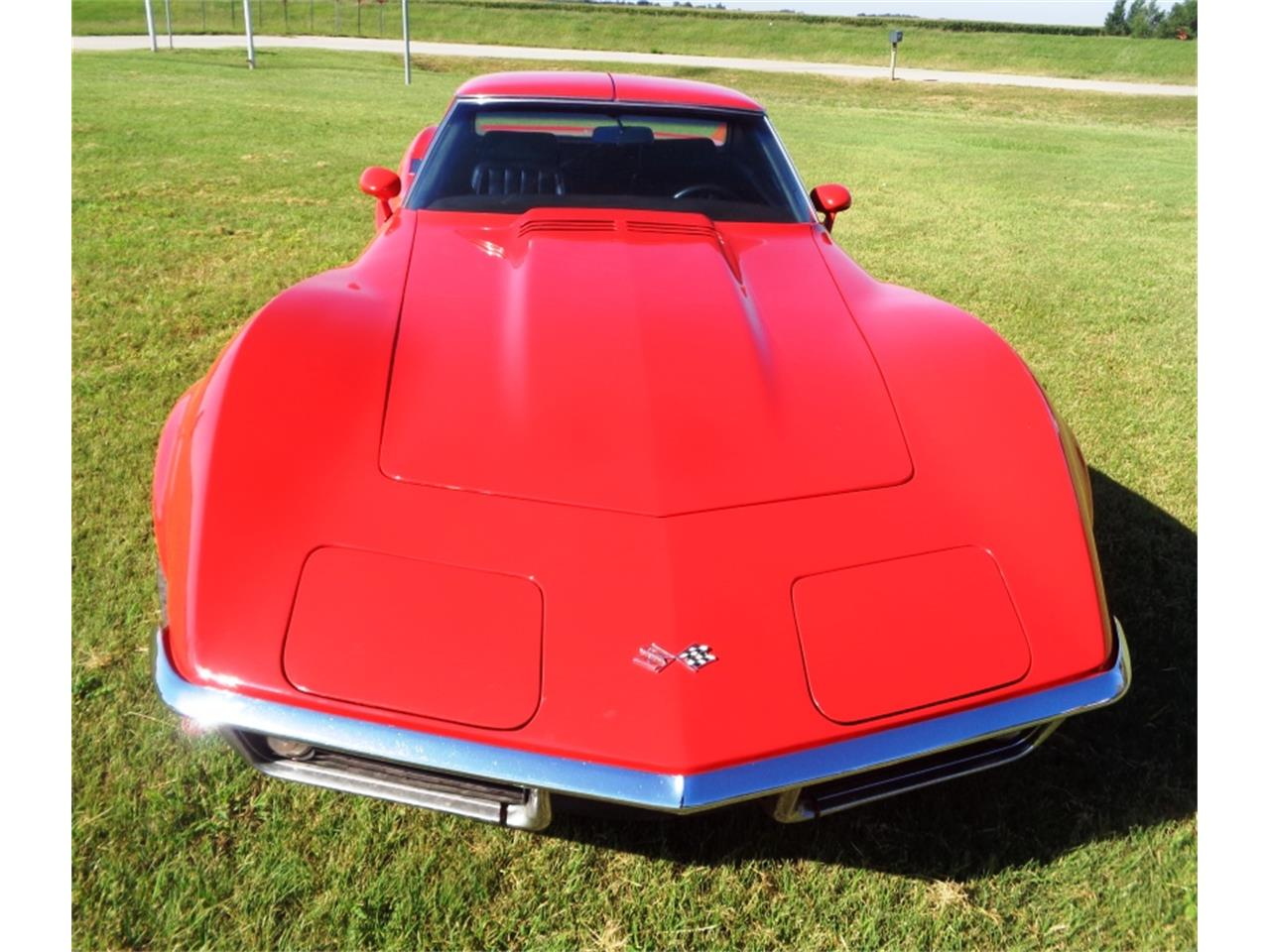1969 Chevrolet Corvette (CC-1253392) for sale in Great Bend, Kansas