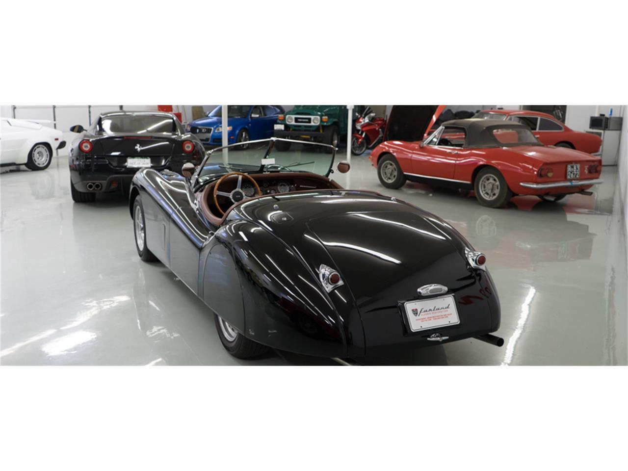 1954 Jaguar XK120 (CC-1253413) for sale in englewood, Colorado