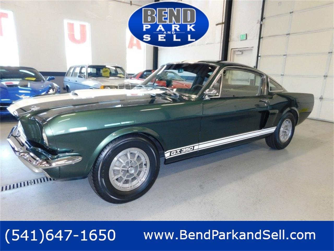 1966 Shelby GT350 (CC-1253432) for sale in Bend, Oregon