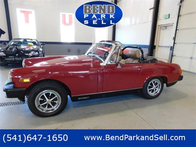 1979 MG Midget (CC-1253444) for sale in Bend, Oregon