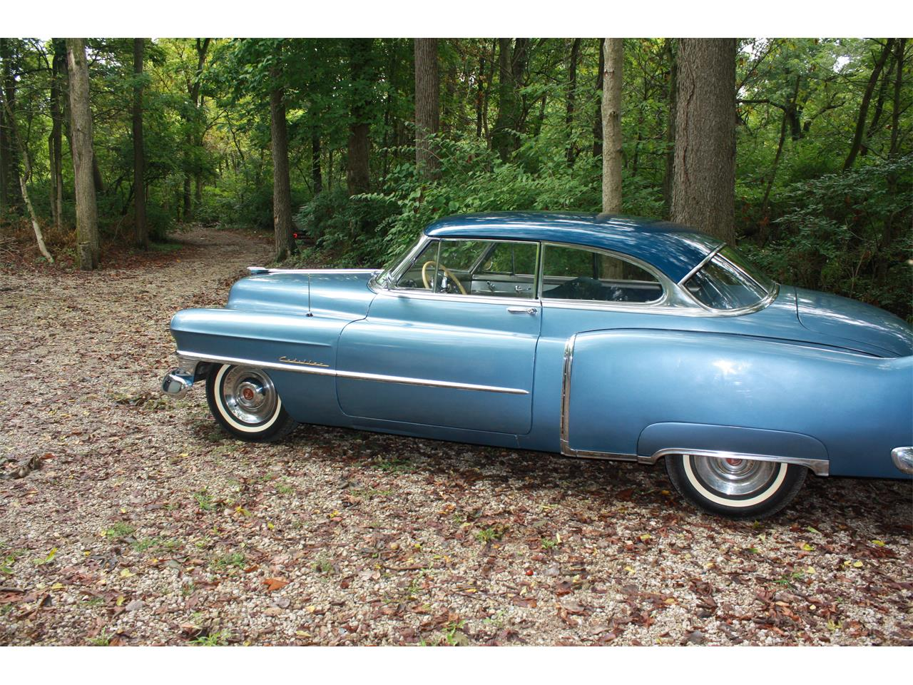 1950 Cadillac Series 61 (CC-1250347) for sale in Danville, Illinois