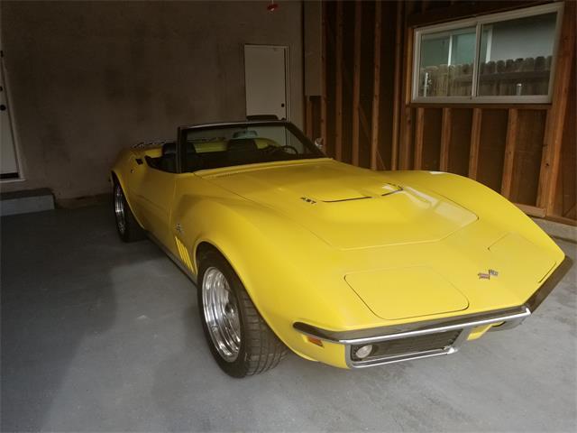 1969 Chevrolet Corvette Stingray (CC-1253477) for sale in Fresno, California
