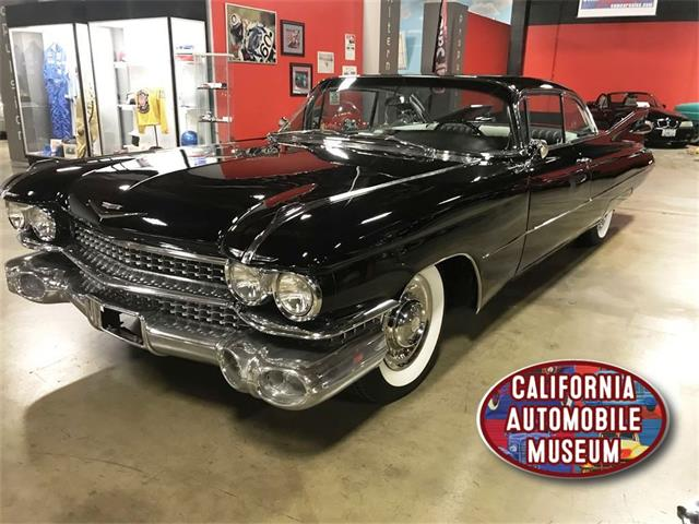 1959 Cadillac Coupe DeVille (CC-1253479) for sale in Sacramento, California
