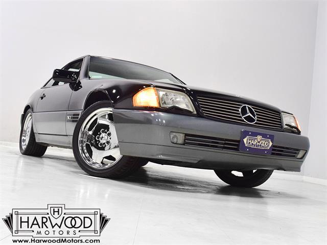 1994 Mercedes-Benz SL600 (CC-1253486) for sale in Macedonia, Ohio
