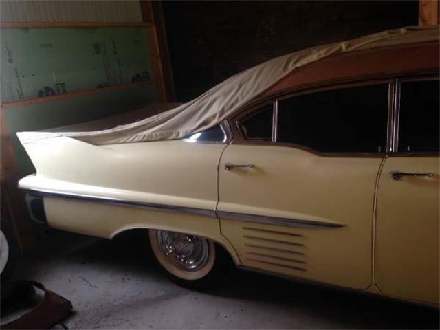 1958 Cadillac Sedan DeVille (CC-1253493) for sale in Cadillac, Michigan