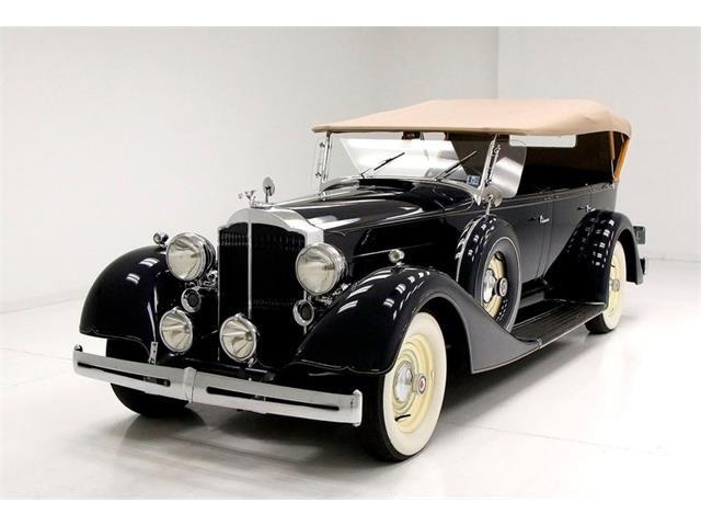 1934 Packard 110 (CC-1253499) for sale in Morgantown, Pennsylvania