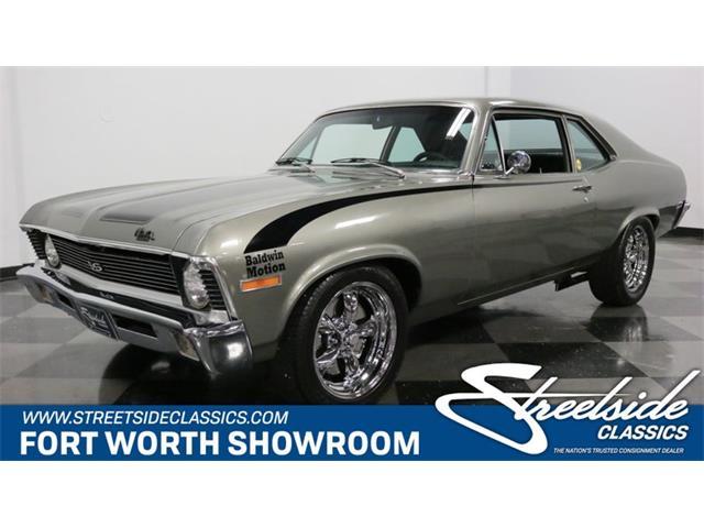1971 Chevrolet Nova (CC-1253510) for sale in Ft Worth, Texas