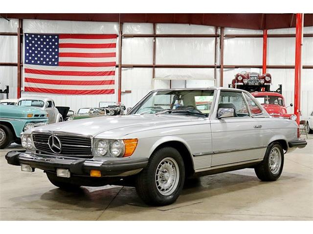 1980 Mercedes-Benz 450 (CC-1253518) for sale in Kentwood, Michigan
