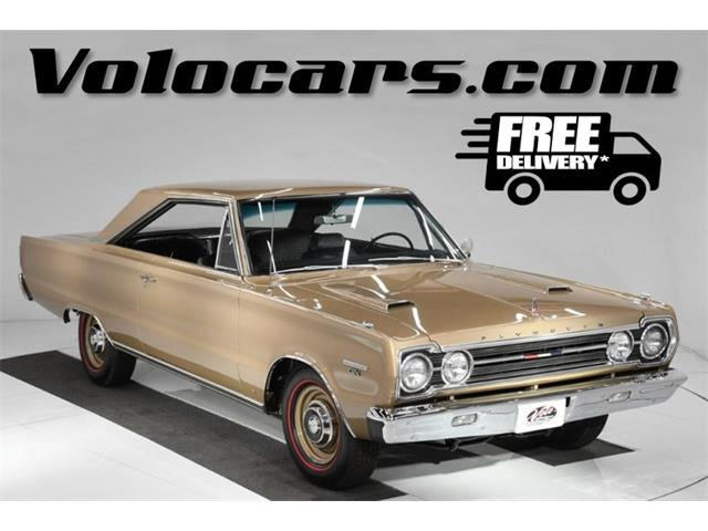 1967 Plymouth GTX (CC-1253520) for sale in Volo, Illinois