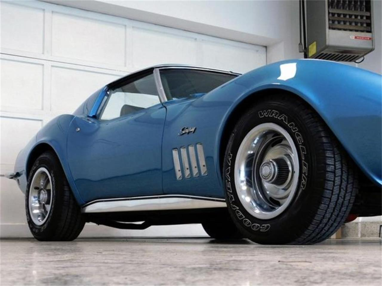 1969 Chevrolet Corvette Stingray (CC-1253528) for sale in Hamburg, New York