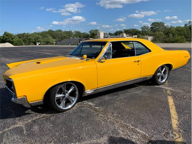 1967 Pontiac GTO (CC-1253542) for sale in Mundelein, Illinois