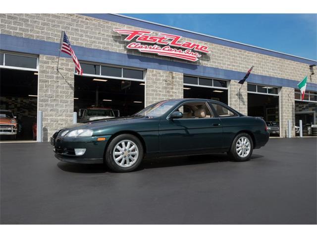 1993 Lexus SC400 (CC-1253545) for sale in St. Charles, Missouri