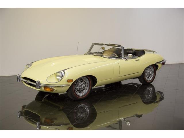 1969 Jaguar E-Type (CC-1253557) for sale in St. Louis, Missouri