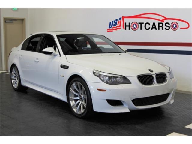 2010 BMW M5 (CC-1253627) for sale in San Ramon, California