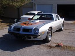 1975 Pontiac Firebird Trans Am (CC-1253638) for sale in Clarksburg, Maryland