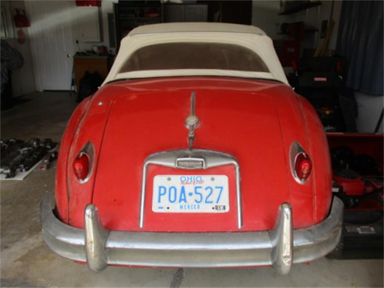 1959 Jaguar XK150 (CC-1250365) for sale in Astoria, New York