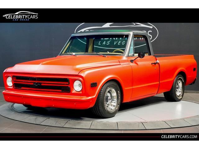 1968 Chevrolet C10 (CC-1253650) for sale in Las Vegas, Nevada