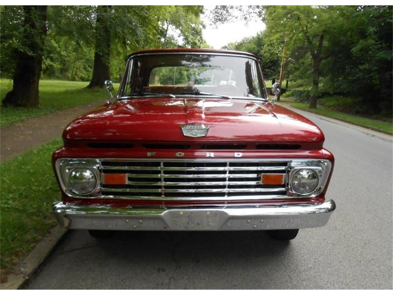 1963 Ford F100 (CC-1253671) for sale in Greensboro, North Carolina