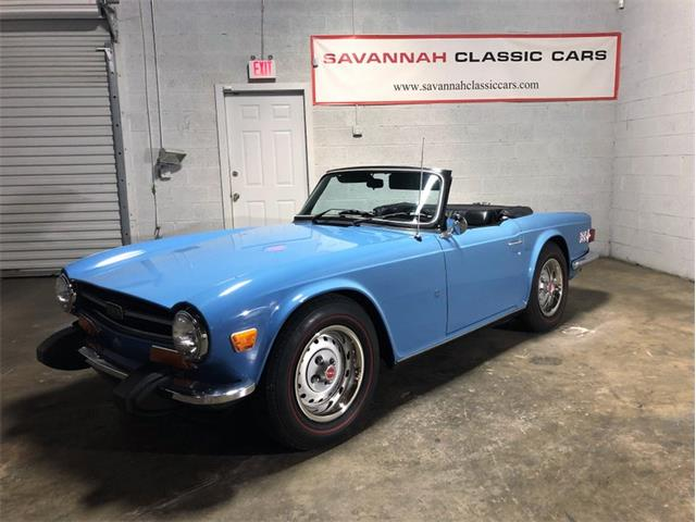1974 Triumph TR6 (CC-1253732) for sale in Savannah, Georgia