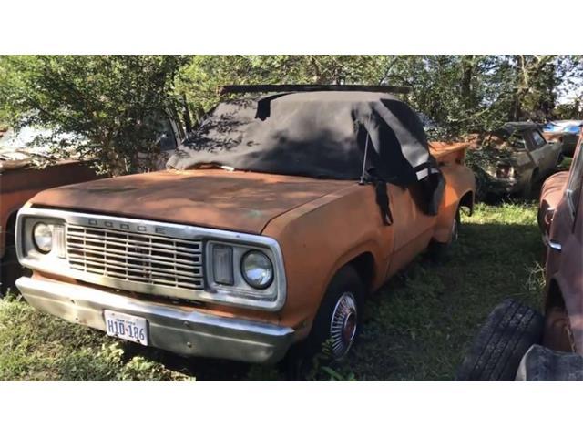 1978 Dodge 1/2-Ton Pickup (CC-1253744) for sale in Midlothian, Texas