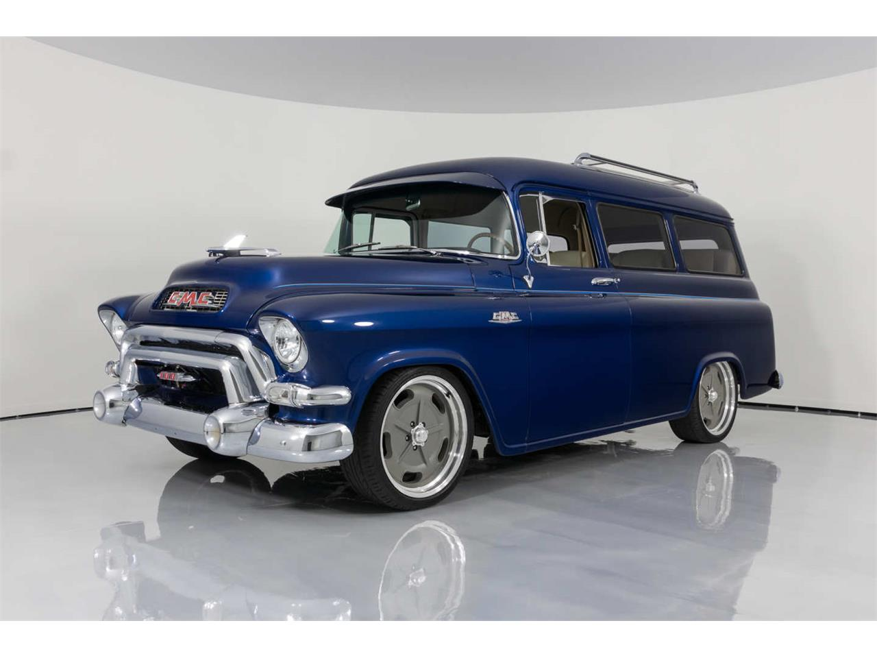 1955 GMC Suburban (CC-1253760) for sale in Biloxi, Mississippi