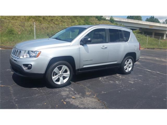 2012 Jeep Compass (CC-1253761) for sale in Simpsonville, South Carolina