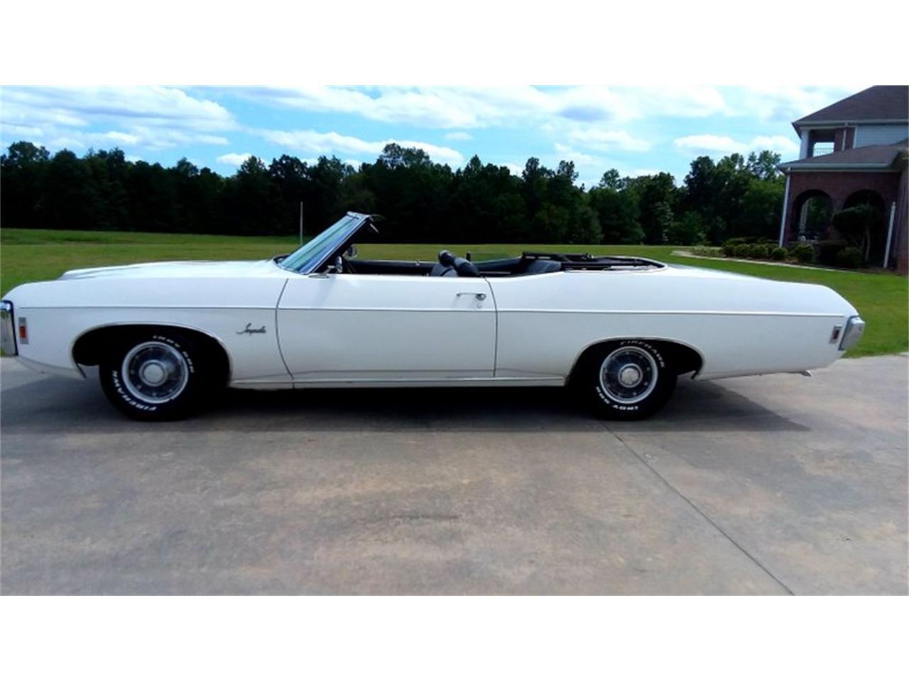 1969 Chevrolet Impala (CC-1253779) for sale in Concord, North Carolina