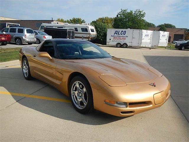 1998 Chevrolet Corvette (CC-1253783) for sale in Burr Ridge, Illinois