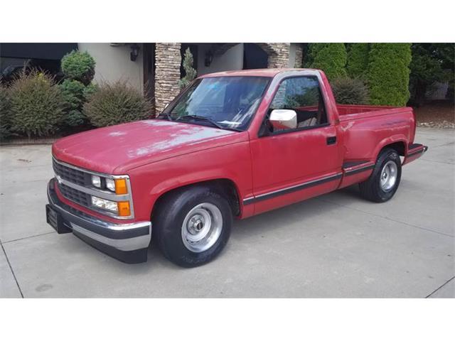 1988 Chevrolet C/K 1500 (CC-1253787) for sale in Taylorsville, North Carolina