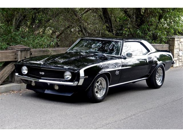 1969 Chevrolet Camaro (CC-1253792) for sale in Santa Barbara, California
