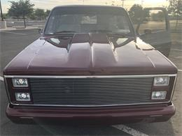 1985 Chevrolet Silverado (CC-1253831) for sale in Peoria, Arizona