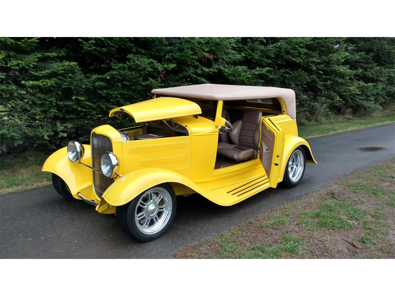 1932 Ford Victoria (CC-1253833) for sale in Bellingham, Washington