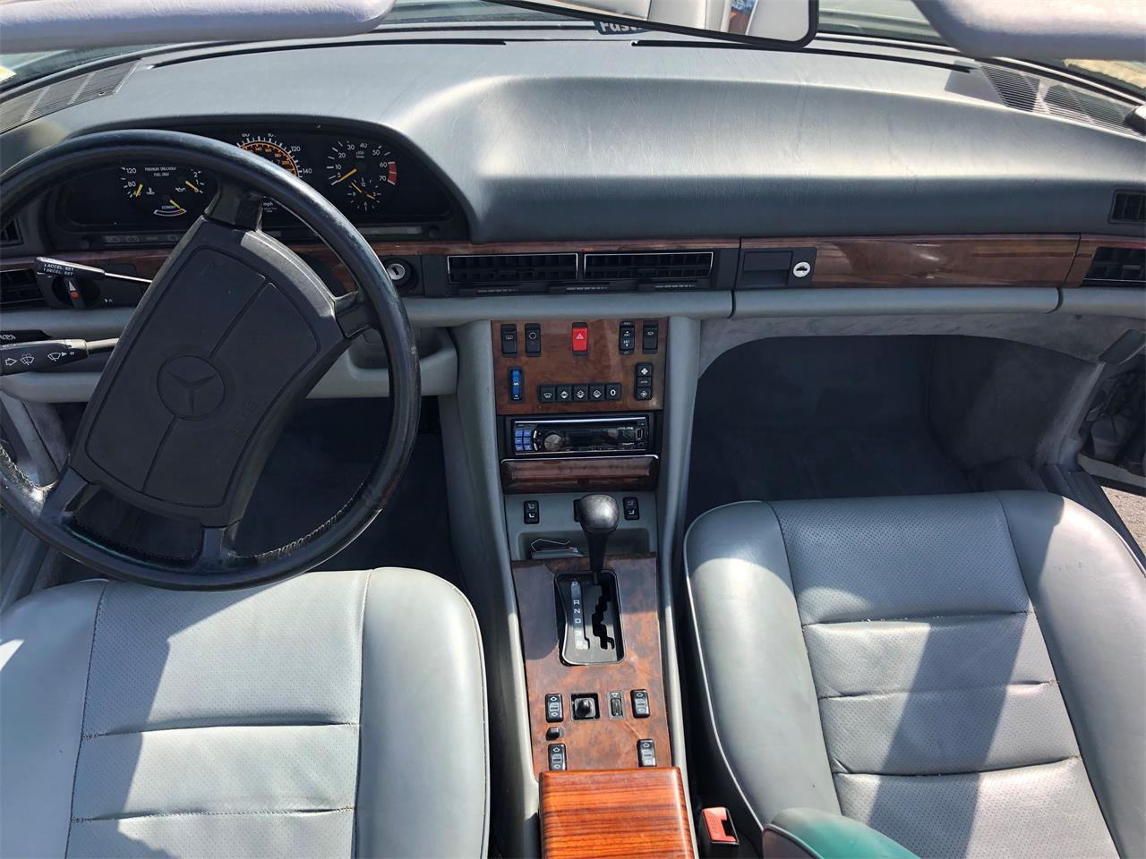 1988 Mercedes-Benz 560SEC (CC-1253858) for sale in Barkhamsted, Connecticut