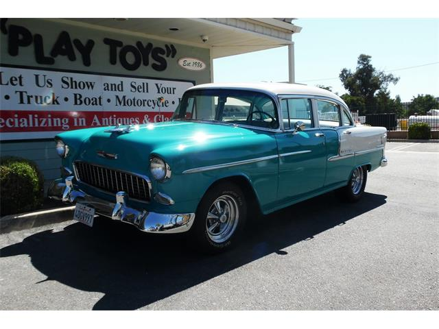 1955 Chevrolet Bel Air (CC-1253860) for sale in Redlands, California
