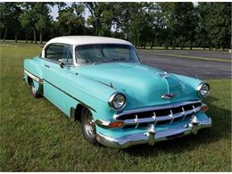 1954 Chevrolet Bel Air (CC-1253865) for sale in PLAINFIELD, Indiana