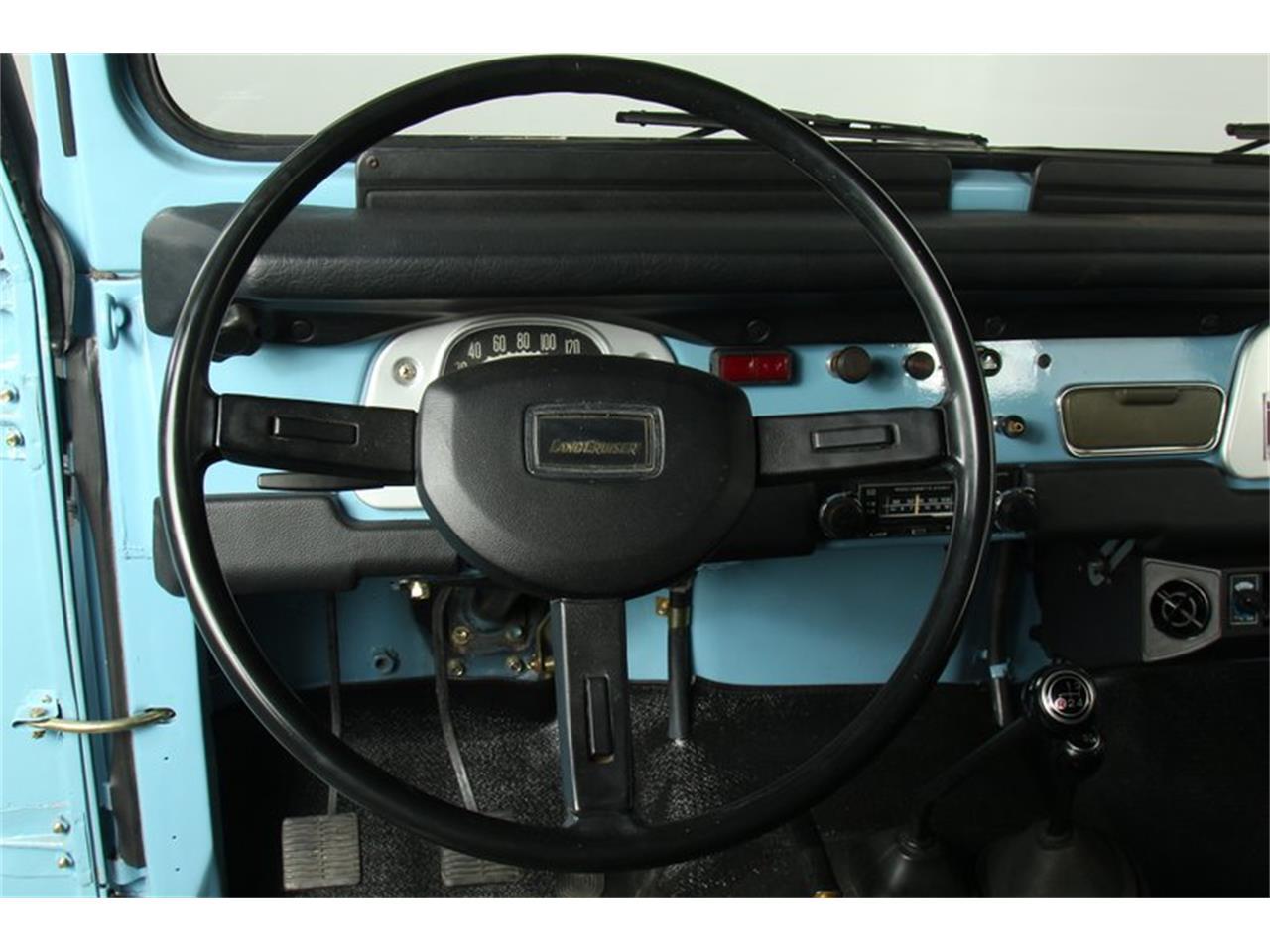 1982 Toyota Land Cruiser FJ40 (CC-1250389) for sale in Elyria, Ohio