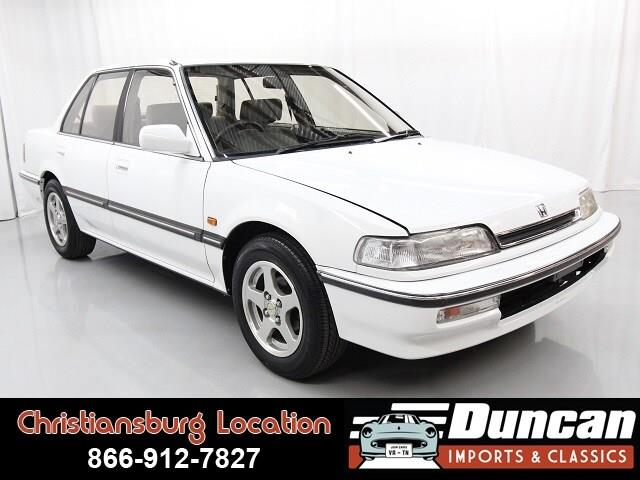 1991 Honda Civic (CC-1253907) for sale in Christiansburg, Virginia