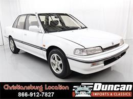1991 Honda Civic (CC-1253907) for sale in Christiansburg, Virginia