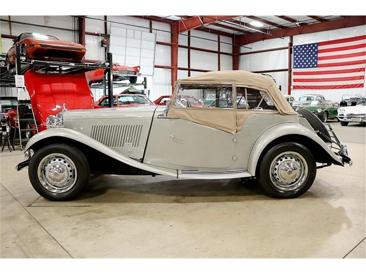 1953 MG TD (CC-1253916) for sale in Kentwood, Michigan