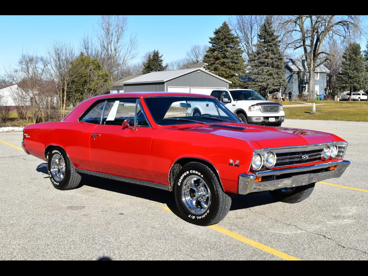 1967 Chevrolet Chevelle (CC-1250392) for sale in Greene, Iowa