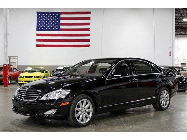 2007 Mercedes-Benz S550 (CC-1253921) for sale in Kentwood, Michigan