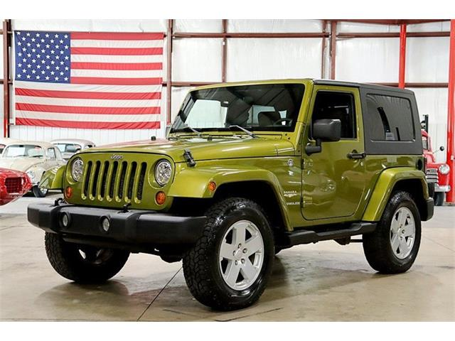 2007 Jeep Wrangler (CC-1253924) for sale in Kentwood, Michigan
