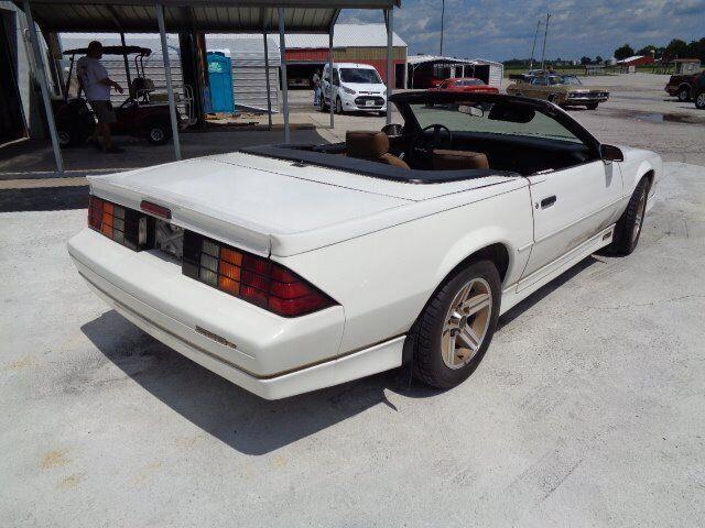 1987 Chevrolet Camaro (CC-1253944) for sale in Staunton, Illinois
