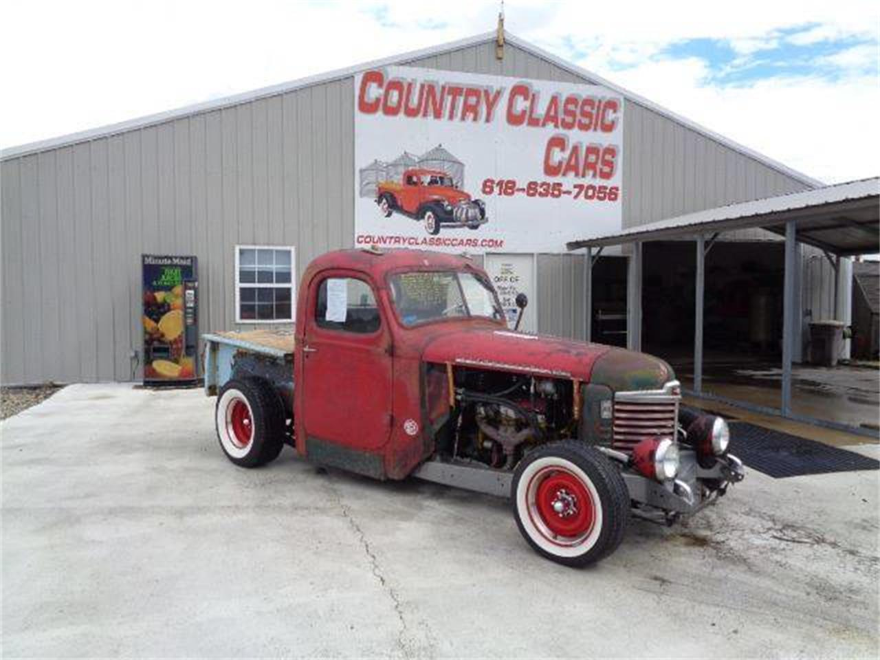 1948 International Pickup (CC-1253947) for sale in Staunton, Illinois