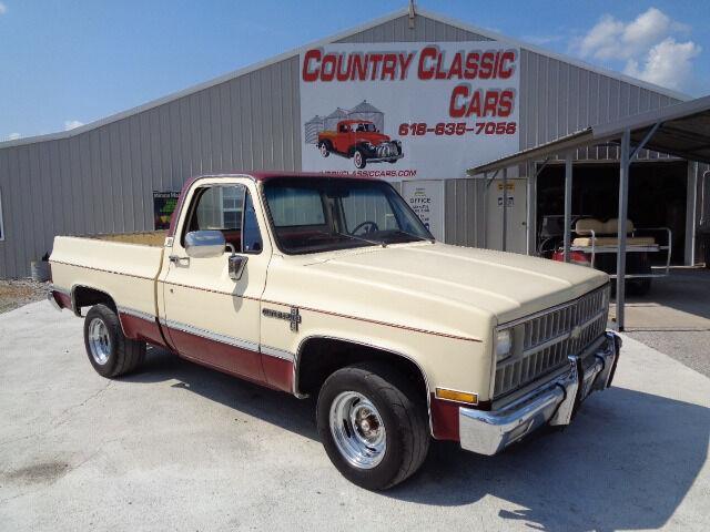 1981 Chevrolet C/K 10