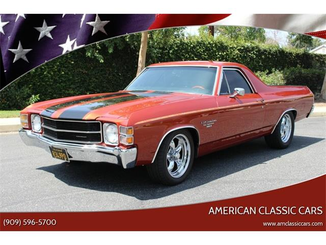 1971 Chevrolet El Camino (CC-1253996) for sale in La Verne, California